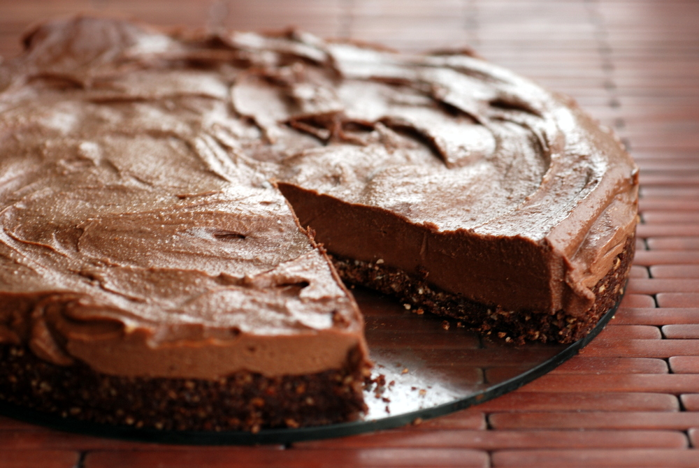 Better Than Nutella Cheesecake via The Taste Space